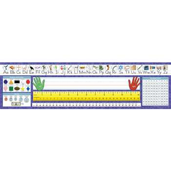 Traditional Manuscript Desk Tape By North Star Teacher Resource