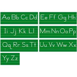 Traditional Manuscript Alphabet Line By North Star Teacher Resource