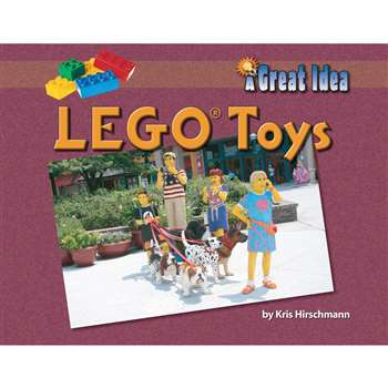 A Great Idea Lego Toys By Norwood House Press