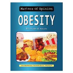 Matters Of Opinion Obesity, NW-9781603578592