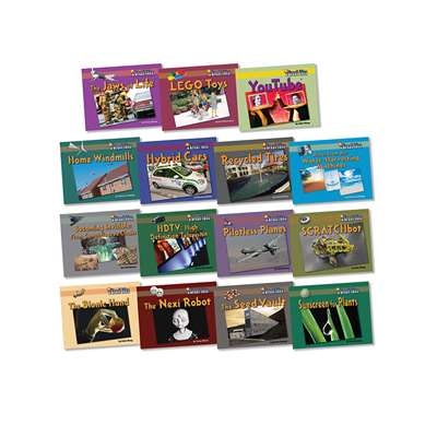 A Great Idea Complete Set Of 15 Books By Norwood House Press