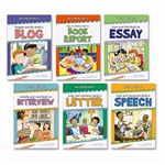 Writing Builders Complete Set 6 Books By Norwood House Press