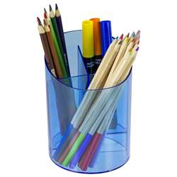 Officemate Big Pencil Cup With 3 Stepped Compartme, OIC23217