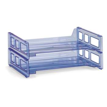 Officemate Side Load Tray 2Pk, OIC23228