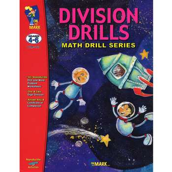 Division Drills By On The Mark Press