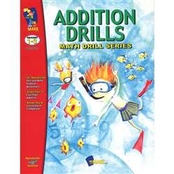 Addition Drills By On The Mark Press