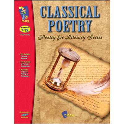 Classical Poetry By On The Mark Press