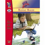 Maniac Magee Lit Link Gr 4-6 By On The Mark Press