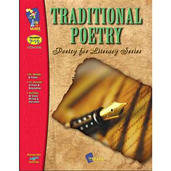 Traditional Poetry By On The Mark Press