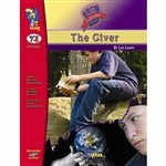 Giver The Lit Link Gr 7-8 By On The Mark Press
