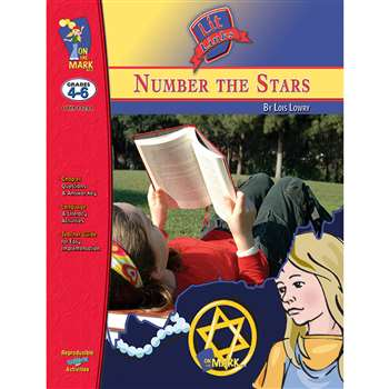 Number The Stars Lit Link Gr 4-6 By On The Mark Press