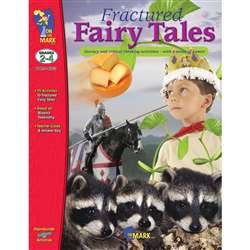 Fractured Fairy Tales By On The Mark Press