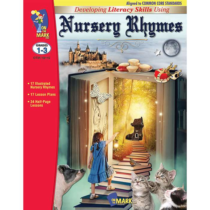 Developing Literacy Skills Using Nursery Rhymes Gr, OTM18116