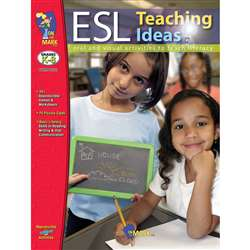 Esl Teaching Ideas By On The Mark Press