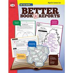 Better Book Reports Gr 7-8, OTM18131