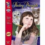 Poetry Prompts Gr 4-6 By On The Mark Press