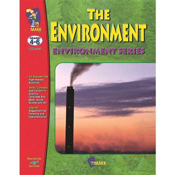 Environment The Gr 4-6 By On The Mark Press