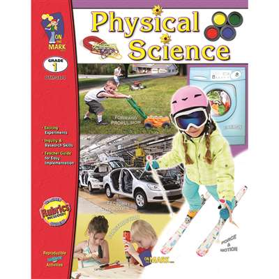 Physical Science Gr 1 By On The Mark Press