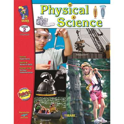 Physical Science Gr 2 By On The Mark Press