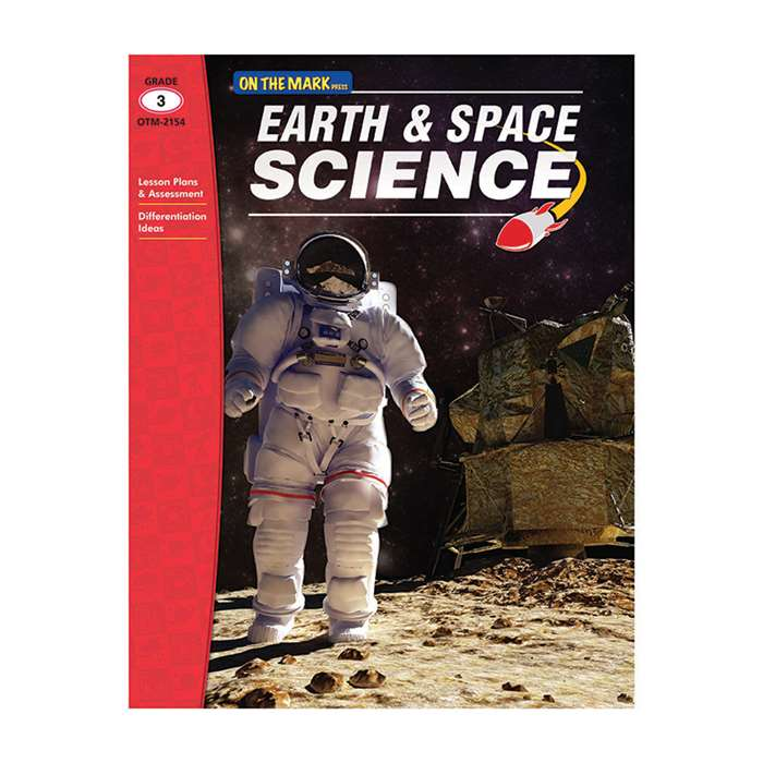 Earth & Space Science Gr 3, OTM2154