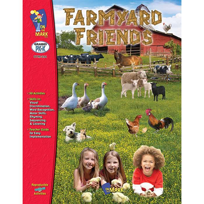 Farmyard Friends Gr Pk-K, OTM244