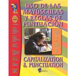 Uso De Las Mayusculas Y Reglas De Punctuacion Capitalization By On The Mark Press