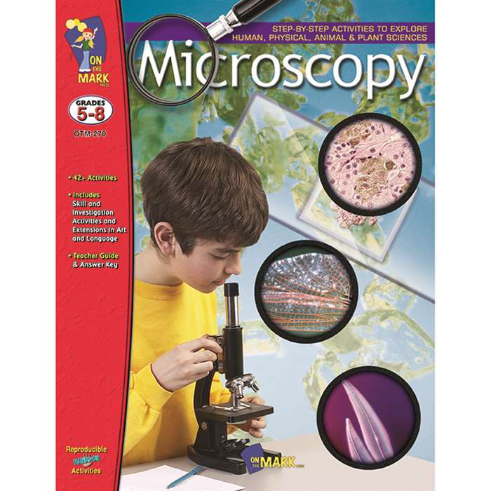 Microscopy By On The Mark Press