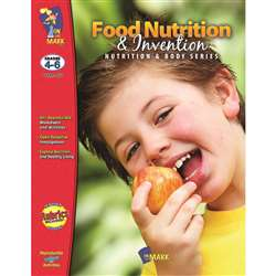 Food Nutrition & Invention By On The Mark Press