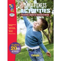 Daily Fitness Activities Gr K-1, OTM408