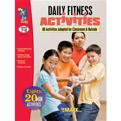 Daily Fitness Activities Gr 7-8, OTM411