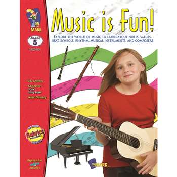 Music Is Fun Gr 5 By On The Mark Press