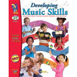 Music Is Fun Gr K-3, OTM517