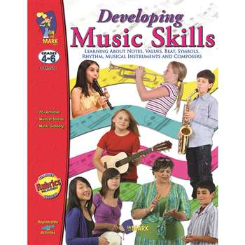 Music Is Fun Gr 4-6 By On The Mark Press