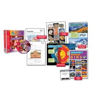Earth Science Earths Structure Binder Plus Series, OTM9103