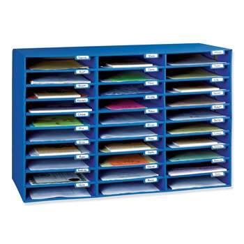 Classroom Keepers 30 Slot Mailbox By Pacon