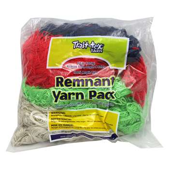 Remnant Yarn 1/2 Lb. By Pacon