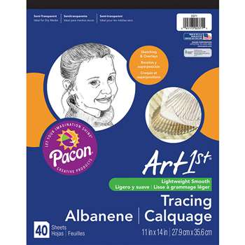 Art1St Tracing Pad 11X14 By Pacon