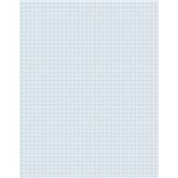 Composition Paper 8 1 2X11 Ream 10 1/4 In Quadrille By Pacon