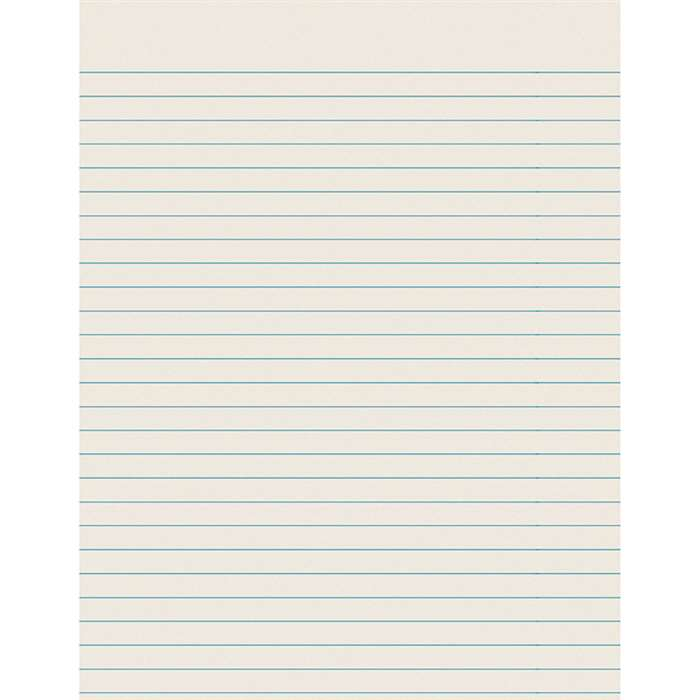 Shop Writing Paper 500 Sht 8.5X11 3/8 In Rule Short - Pac2603 By Pacon