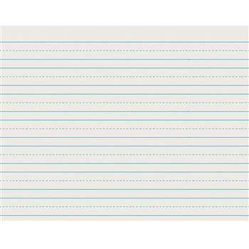 Writing Paper 500 Sht 11X8.5 3/4 In Rule Long By Pacon