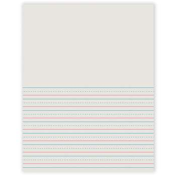 Writing Paper 50 Sht 8.5 X 11 1/2 Inch Rule Short By Pacon