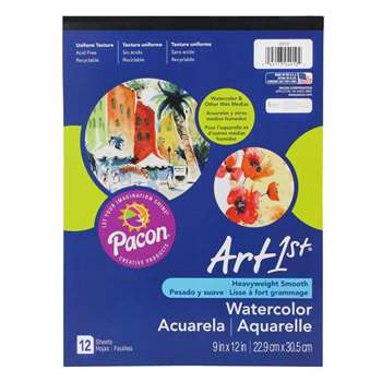 Art1St Watercolor Pad By Pacon