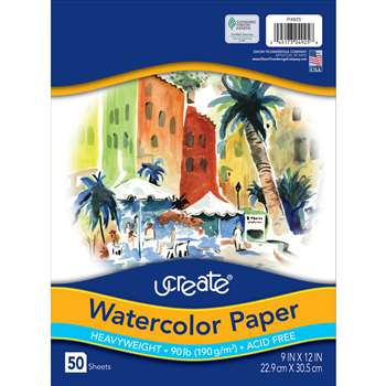 Art1St Watercolor Pads 9 X 12 By Pacon