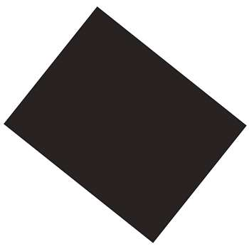 Shop Poster Board 22X28 Black 6 Ply Coated - Pac53941 By Pacon