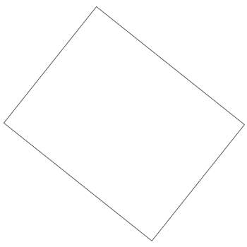 Pacon 22X28 25Sh Wht Coated Poster Board 14 Point, PAC54607