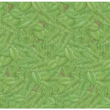 Border Tropical Foliage 48X12 4/Rls Per Carton By Pacon
