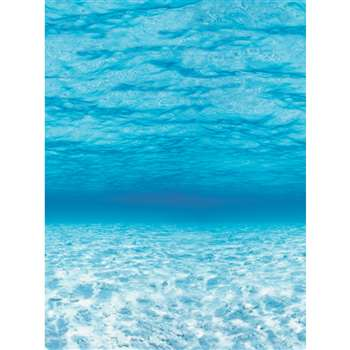 Fdls 48 X 12 Under The Sea 4 Pk Sold As A Carton Of 4 Rolls By Pacon