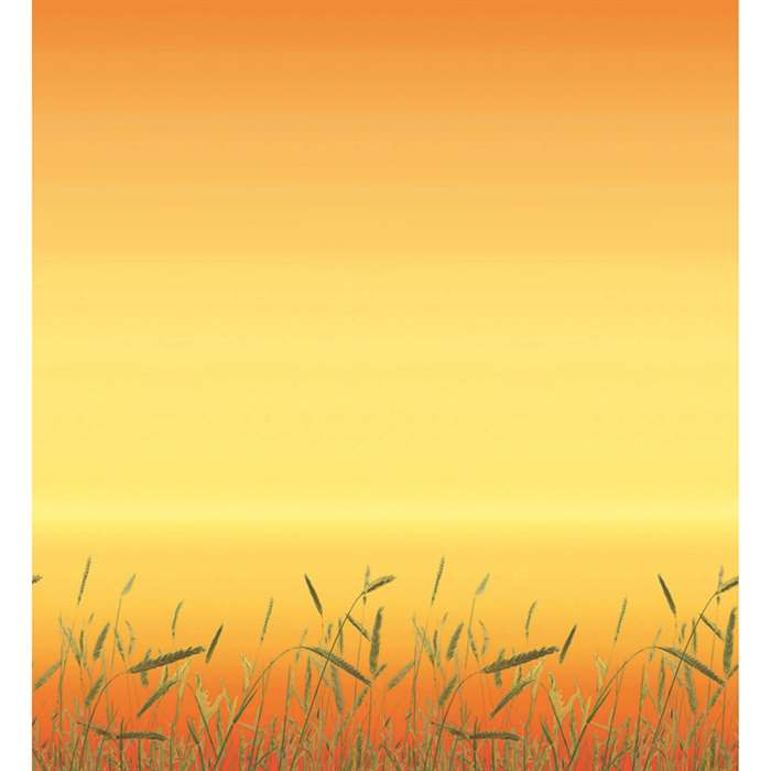 Fadeless Paper Design Prairie Grass 48X12 Sold 4/Carton By Pacon