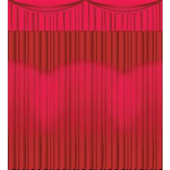 Fadeless Paper Design Center Stage 48X12 Sold 4/Carton By Pacon