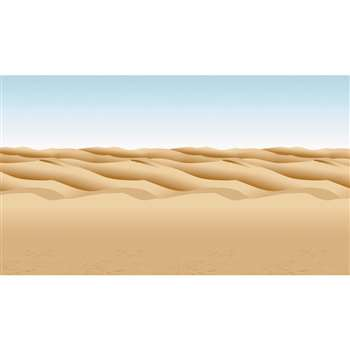 Fadeless Paper Desert Sand Roll 48In X 50Ft By Pacon